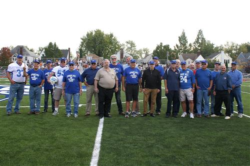 Kenmore West Hall of Fame inductees