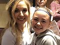 Country Star Jessie Chris Visits Franklin Middle