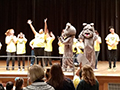 Kenmore East Harmony Dancers Perform at Hoover Elementary With Message of Kindness & Acceptance
