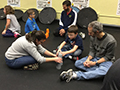 Lindbergh Elementary Families Enjoy Experiencing PE, Wellness Activities at Fitness Night Events