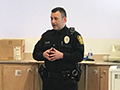 School Resource Officer Gives Students First-Hand Look at Law Enforcement Career Paths
