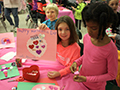 Hoover Elementary Students Create Valentine's Day Cards for Veterans