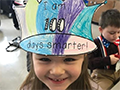 Elementary Schools Mark 100th Day of Learning