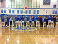 KW Girls Basketball Honors 10 at Teacher Appreciation Ceremony