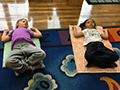 School Counselor Introduces Elementary Students to Mindfulness