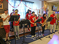 Kenmore East Students Treated to Early Dyngus Day Celebration