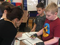 Franklin Elementary Classes Enjoy Fun & Engaging Activities
