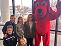 Hoover Elementary Students Enjoy Recent Events With Shea's, Barnes & Noble