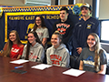 Seven Kenmore East Students Sign Intent to Compete at Collegiate Level