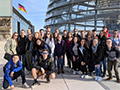 Kenmore East, Kenmore West German Language Students Experience 12-Day Exchange Trip to Germany