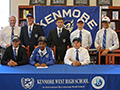 Seven Kenmore West Students Sign Commitment to Play Rugby at College Level