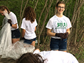 Ken-Ton Students Help Clean Up Parks on First-Ever 'Park Clean-Up Day'