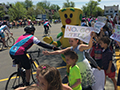Ride for Missing Children Brings Message of Awareness & Safety to Lindbergh Elementary