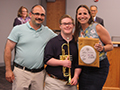 KE Grad Matthew Bressette Receives Music Directors Award