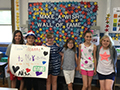 Lindbergh 4th Graders Lend Support to Make-A-Wish
