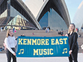 KE Student Performs for Honors Performance Series in Australia