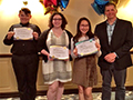 5 at Kenmore West Honored for Outstanding Achievement in German Language Studies