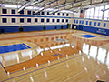 B&G, Athletics & KW Achieve 1st Overhaul of KW Gym Floor