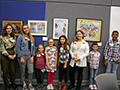 Artists Honored at Student Artist Reception & Board Recognition