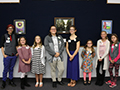 Student Artists, Art Teachers & Board Members Honored at 2017 Artist Reception