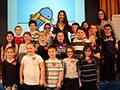 Award-Winning Children's Author Salina Yoon Visits Lindbergh Elementary