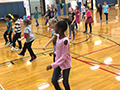 Franklin Elementary Students Participate in After-School Dance Club
