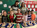 Holiday Happenings at Franklin Elementary School