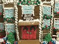 Kenmore East FACS Students Collaborate on Spectacular Gingerbread Creations
