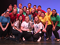 Kenmore West Places 2nd at BAND Against Bullying Competition