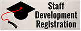 Staff Development Registration Button