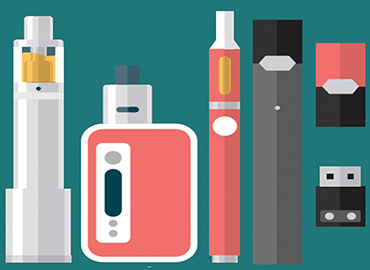 The Dangers of E-Cigarettes & Vaping