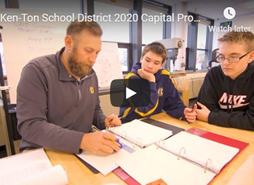 Ken-Ton School District 2020 Capital Project Video Overview