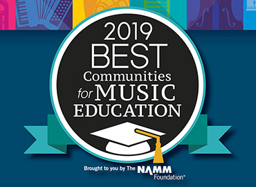 Ken-Ton Again Named 'Best Community for Music Education'