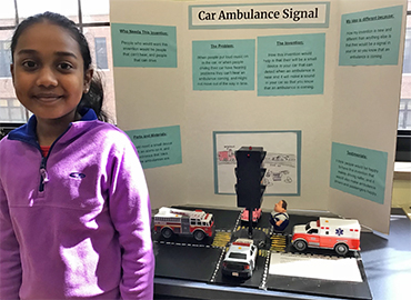 Ken-Ton CLASS Students Participate in 1st Local 'Invention Convention'
