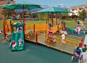Adaptive Playground Survey
