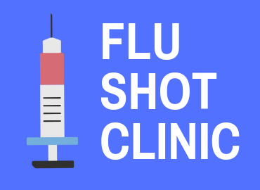 Student & Family Flu Shot Clinic: Tuesday, October 15