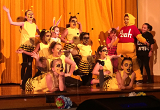 Lindbergh Elementary Proudly Presents 'Winnie the Pooh KIDS' Nov. 15-16