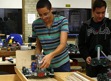 Pre-Engineering Program Earns NYS 'Model Program' Status