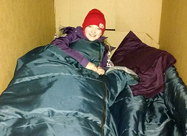 34th Annual Jerry Starr Ken-Ton Schools' SleepOut: Friday, Feb. 5