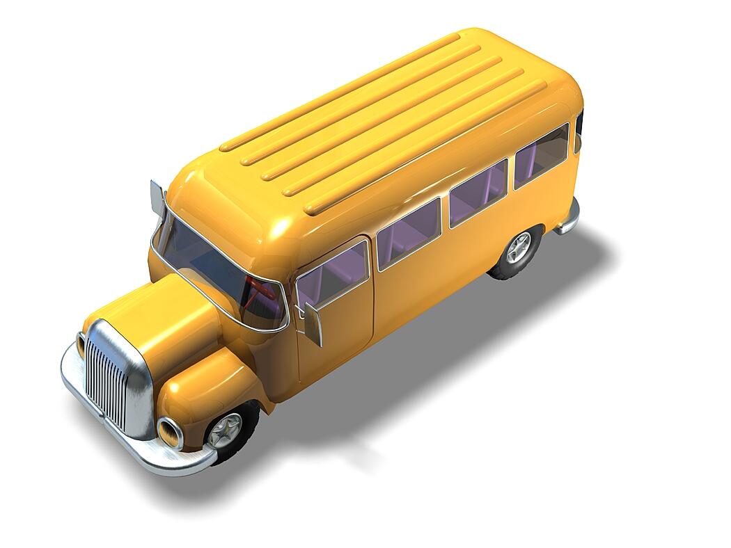 bus a bus