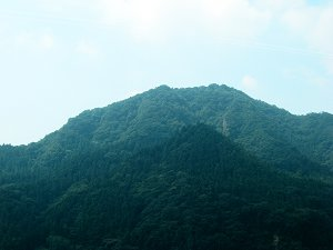 Near Mt. Fjui