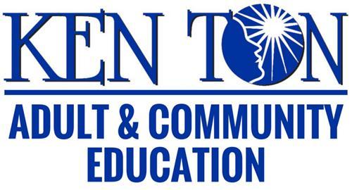 Adult Community Education Adult Community Education