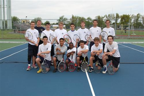 KE 2013 Tennis Team