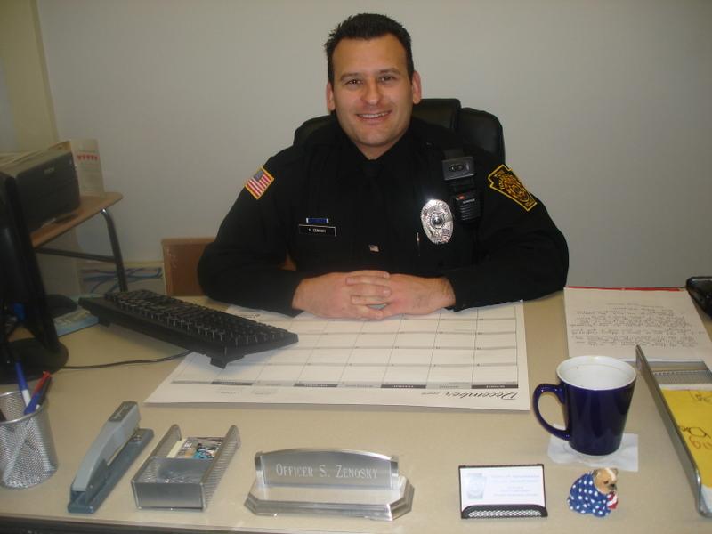 Officer Zenosky