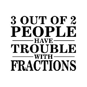 fraction trouble
