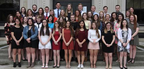 2017 Senior Scholars