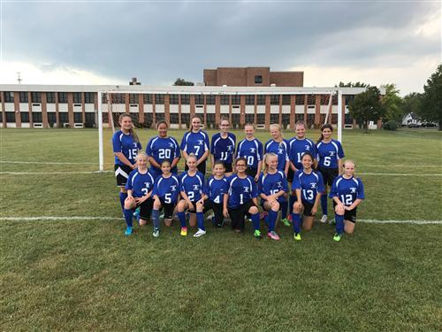 Modified Soccer 2017
