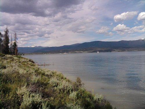 Granview Lake Colorado