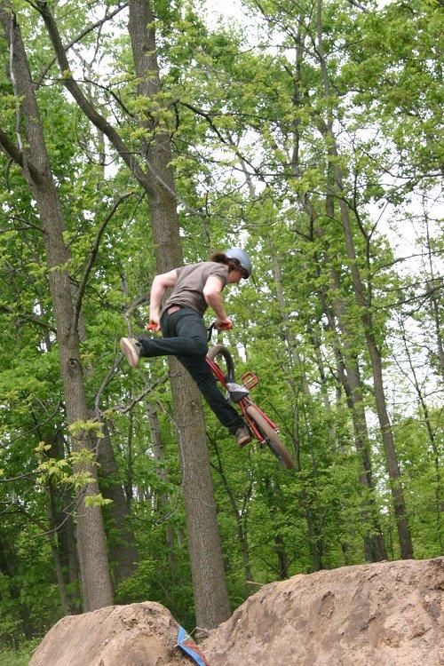 Will riding spring 2010
